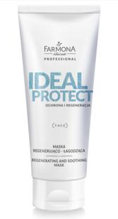 Farmona Ideal Protect Maska Regenerująco - Łagodząca 200ml
