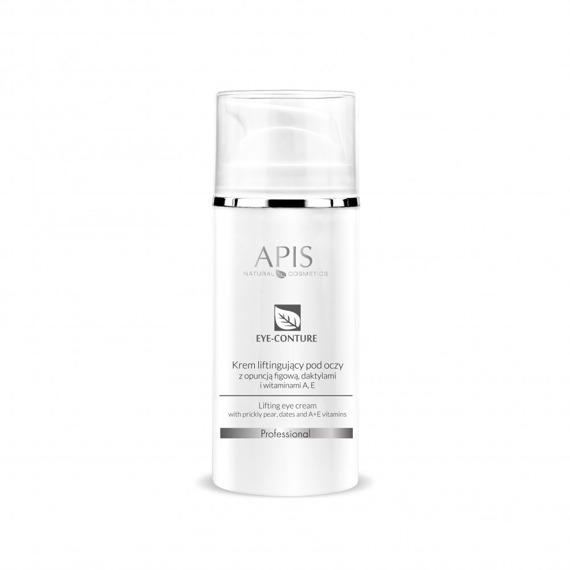APIS Eye-Conture krem liftingujący pod oczy z opuncją figową, daktylami i wit. A, E 100 ml