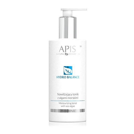 Apis Hydro Balance Home Terapis nawilżający tonik z algami morskimi 300 ml