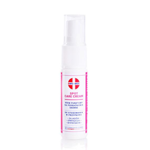 Beta-Skin Spot Care Cream krem punktowy na opryszczkę 15 ml