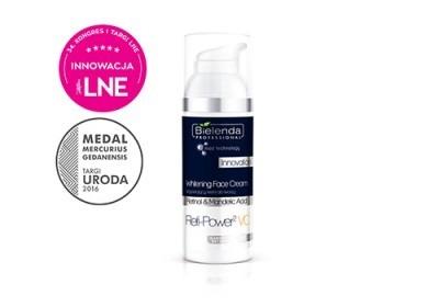 Bielenda Whitening Face Cream – Wybielający krem do twarzy 50ml