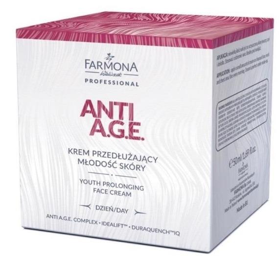 Farmona Anti A.G.E Krem przedłużający młodość skóry