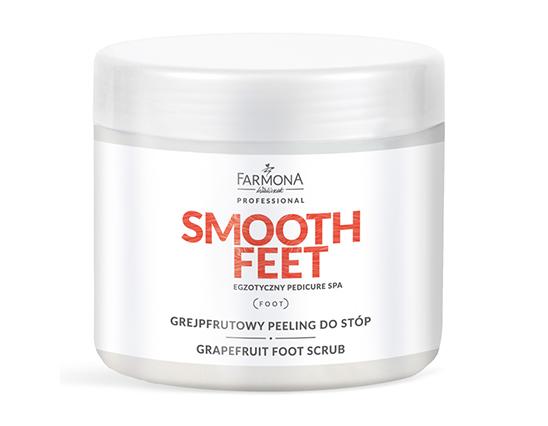Farmona Smooth Feet Grejpfrutowy peeling do stóp 690g