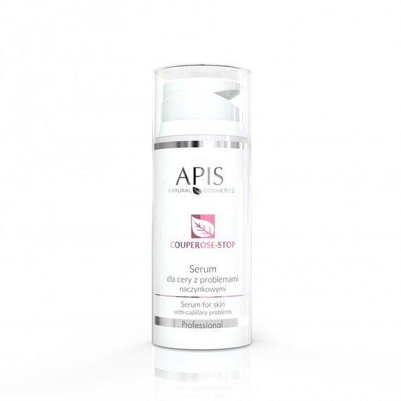 Serum dla cery z problemami naczynkowymi Apis Couperose-Stop 100 ml